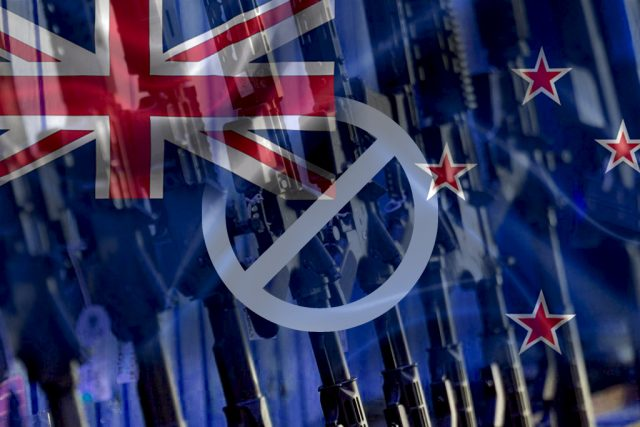 NZ to ban all assault arms, 'military-style semi-automatic weapons