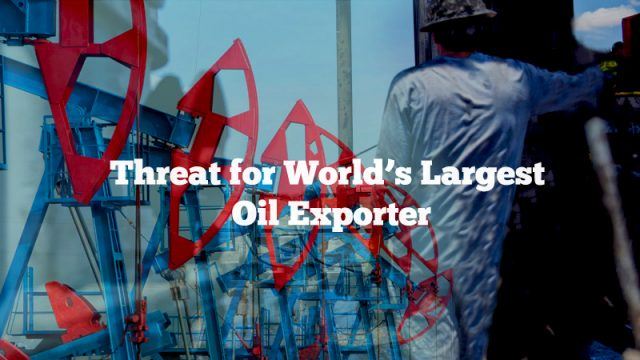 United States Going to become Threat for World's Largest Oil Exporter