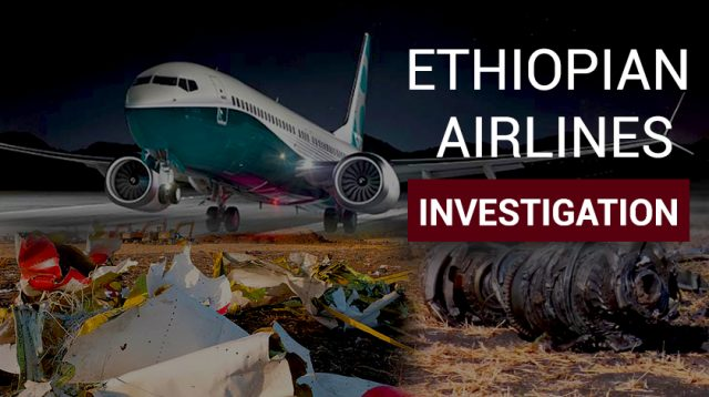 Released Crash Findings of Ethiopian Airlines 737 Max