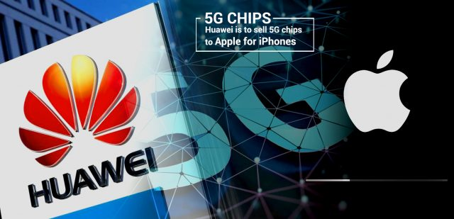 Ren Zhengfei Confirms the news to sell Huawei 5G chips to Apple