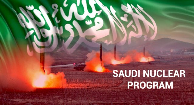 Acceleration of Saudi Nuclear Program Raised Tensions for the Region