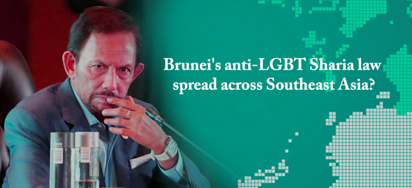 Imposing Sharia Law, Brunei's Sultan may Clean up his Family Image