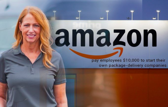 Amazon to Pay Employees $10,000 along with Three Salaries to Leave