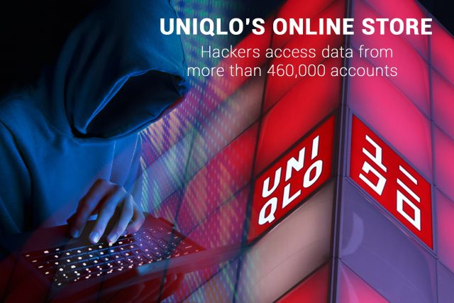 Over 460,000 Accounts Hacked at Uniqlo's Online Store
