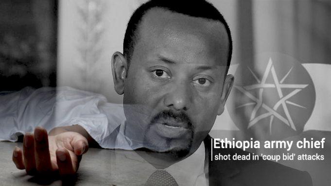 Army Chief of Ethiopia Gen Seare shot dead by his Guard