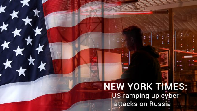 NY Times Reported that United States Doing Cyber Attacks on Russia