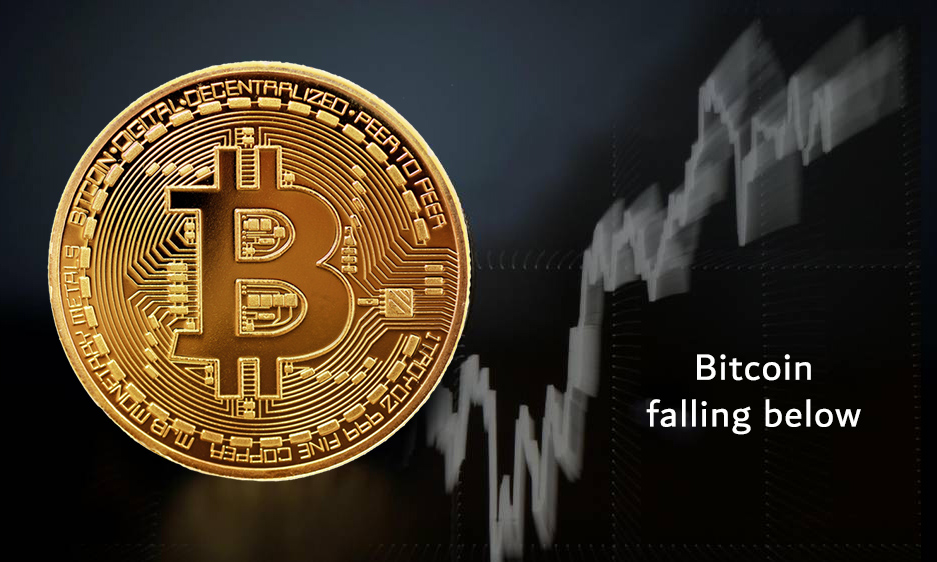 Bitcoin is Losing its Worth and Drops below $10,000