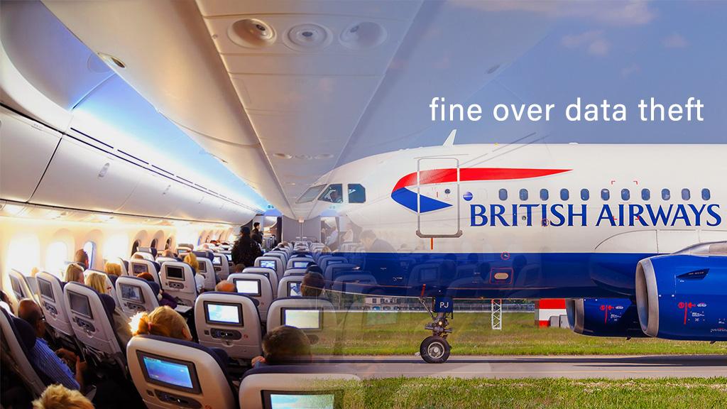 British Airways Faces fine of $230 million for Data Theft