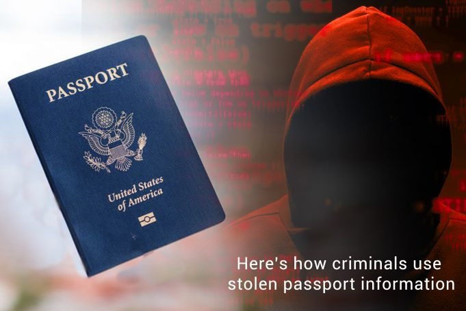 How Crooks use the Stolen Passport Information