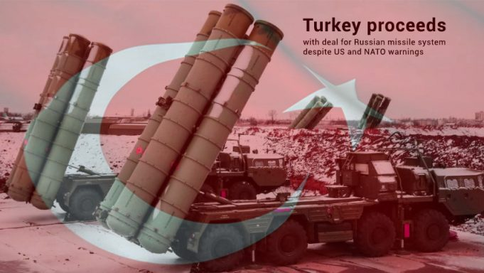 Turkey moves with S-400 missile system deal in spite of US Warnings