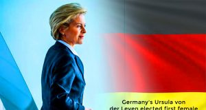 von der Leyen Elected as first female President of European Commission