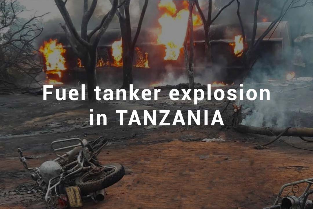 About 61 Killed in Tanzania Fuel Tanker Explosion