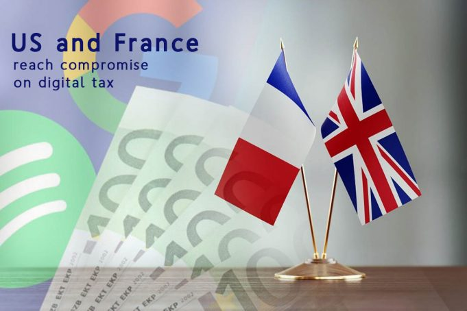 United States and France reach Negotiations on digital tax