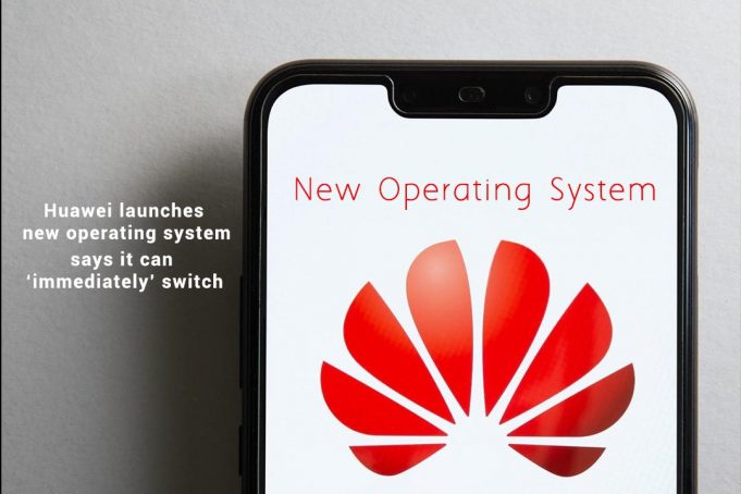 Huawei introduced its own Operating System Titled with HarmonyOS
