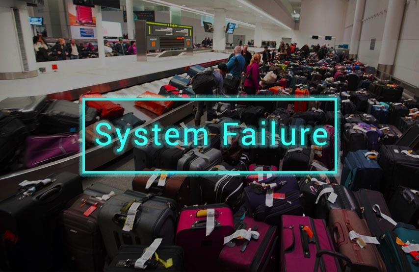 Due to IT failures Passengers of British Airways facing Delays