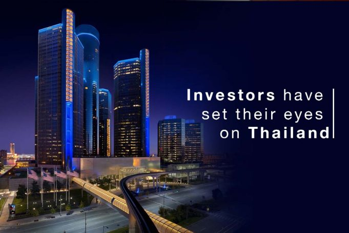 Investors Decided to Focus on Thailand as Trade war Ramps up