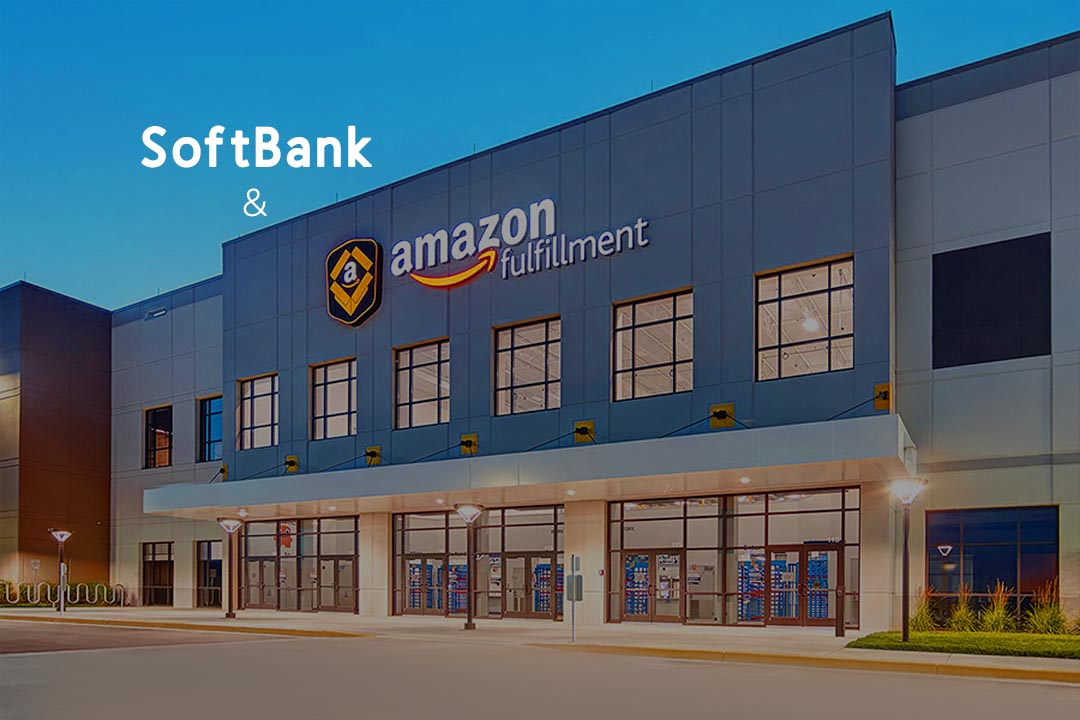 Softbank & Amazon collectively help Tech start-ups of UK