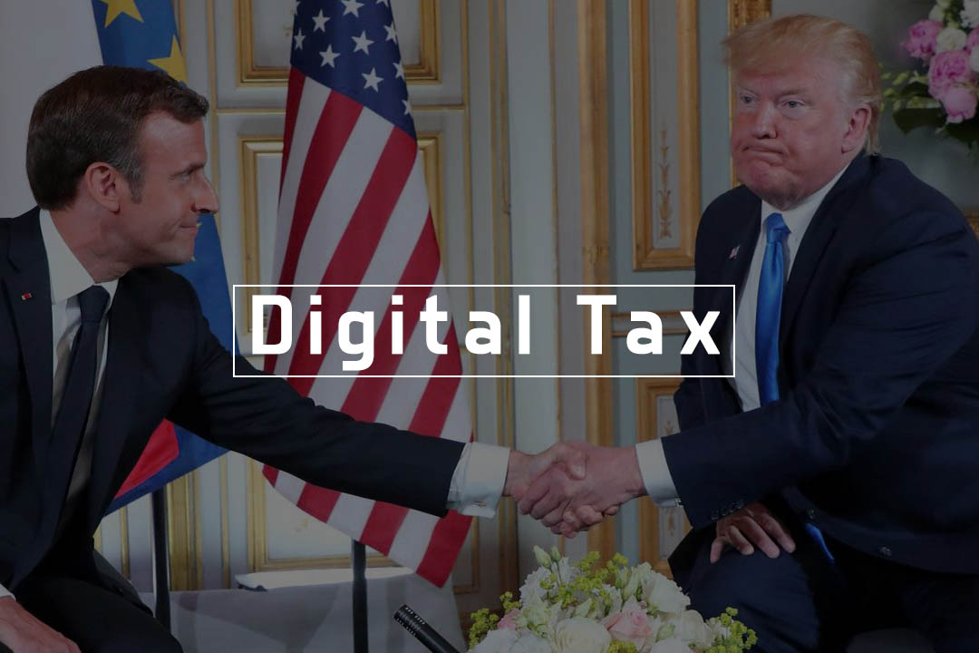 France and U.S. Settled Negotiations on digital tax