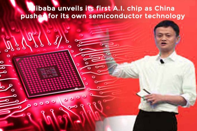 Alibaba launched its first Artificial Intelligence Chip 'Hanguang 800'