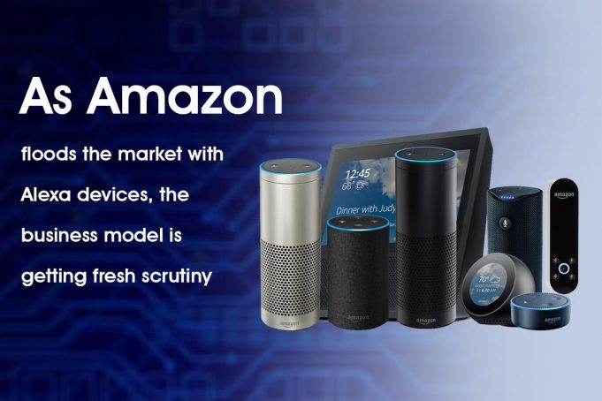 Amazon overflowing the market with Alexa Devices