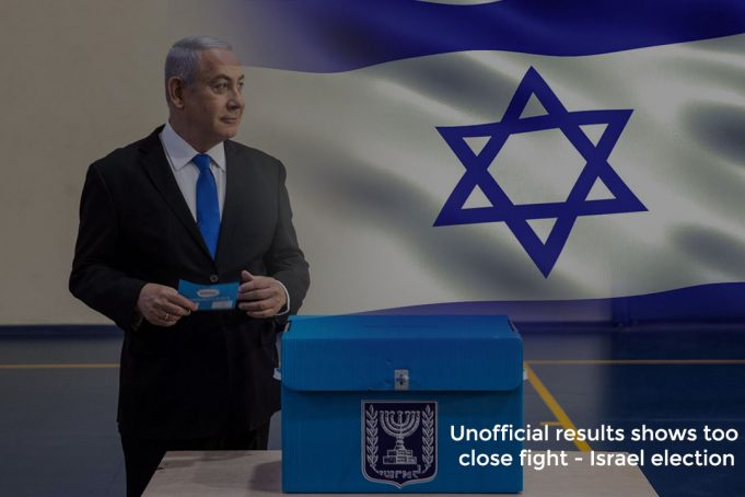 Deadlock created between two main Political Parties – Israel Elections
