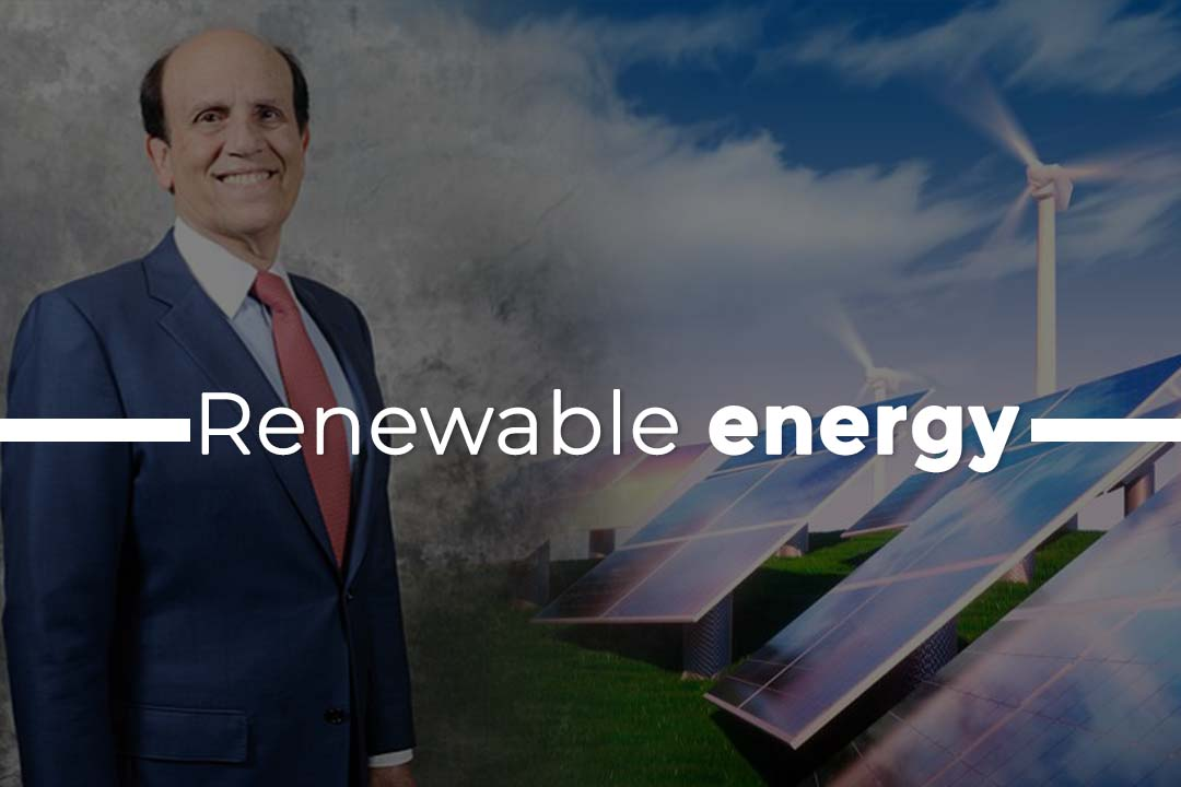 Renewable Energy is Cost-effective than fossil fuels - Michael Milken