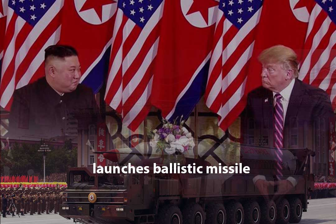 Japan Claimed that North Korea missile landed its exclusive economic zone