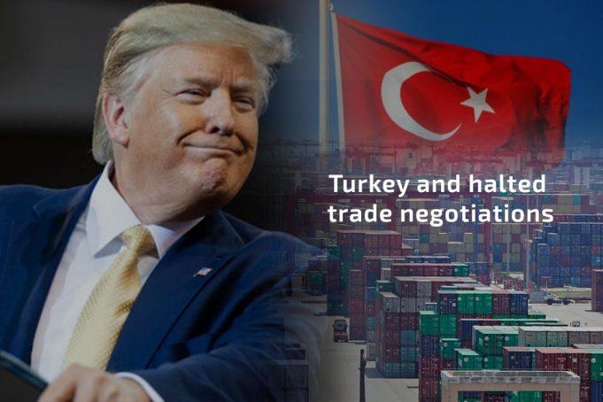 Trump Slaps Tariffs on Turkish Steel and halted trade negotiations