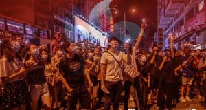 China suspect US of Interference after bill passed supporting HK protesters