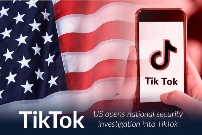 United States to Investigate China-based TikTok app