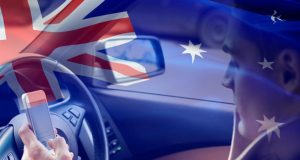 Australia launched first AI System to identify drivers using cell phone