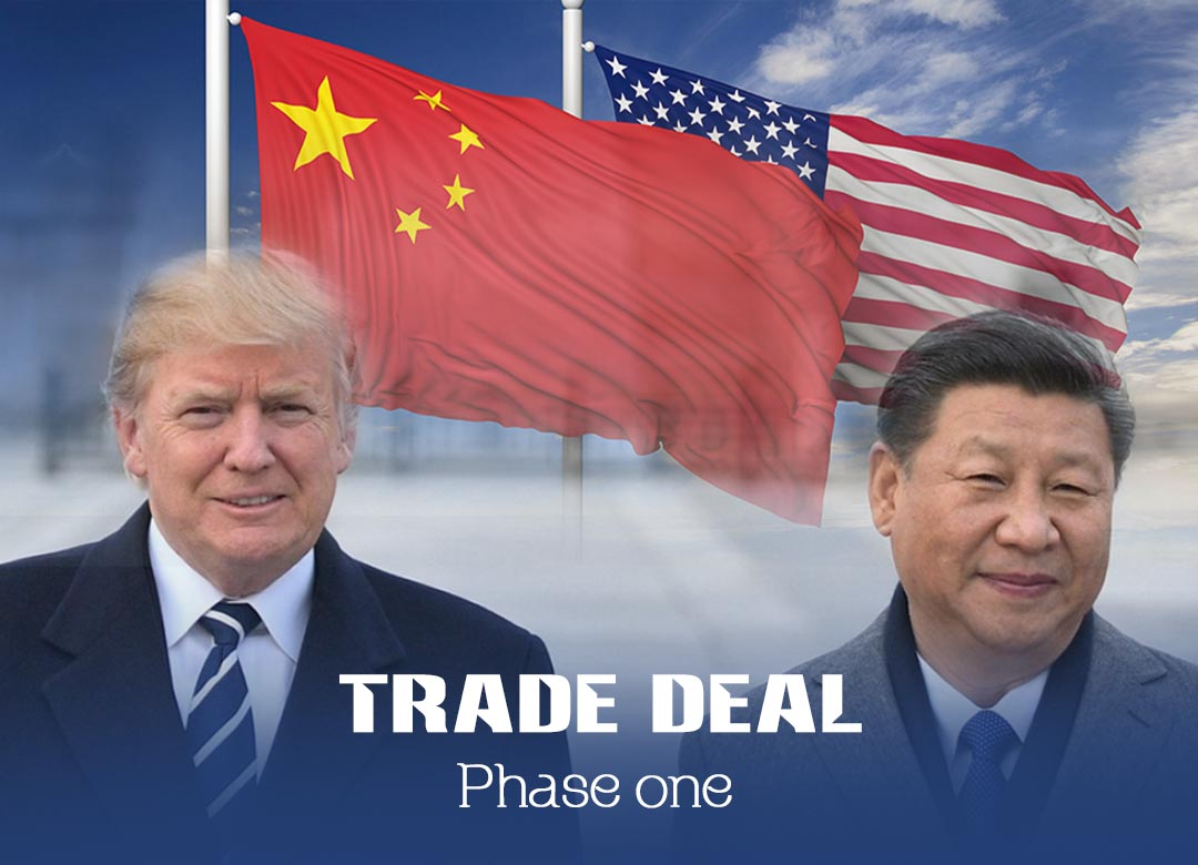 China wishes the removal of tariffs in phase one trade deal with the United States
