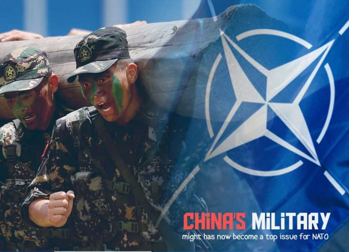 The Chinese Military might become a major issue for NATO